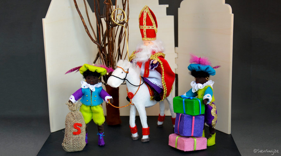 Seizoentafel Sinterklaas en Pietjes